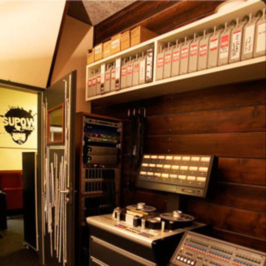 The Supow Studio on SoundBetter