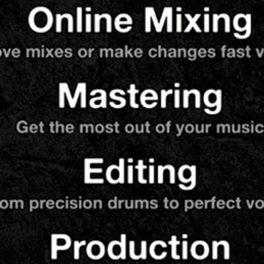 Glasstone Productions on SoundBetter