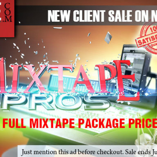 MixtapePros on SoundBetter