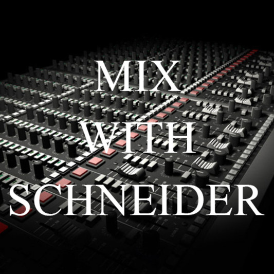 Mix With Schneider on SoundBetter
