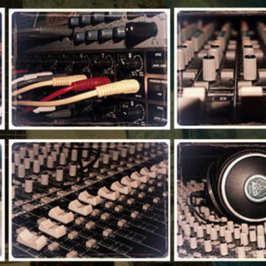 Soundprocessing studio on SoundBetter