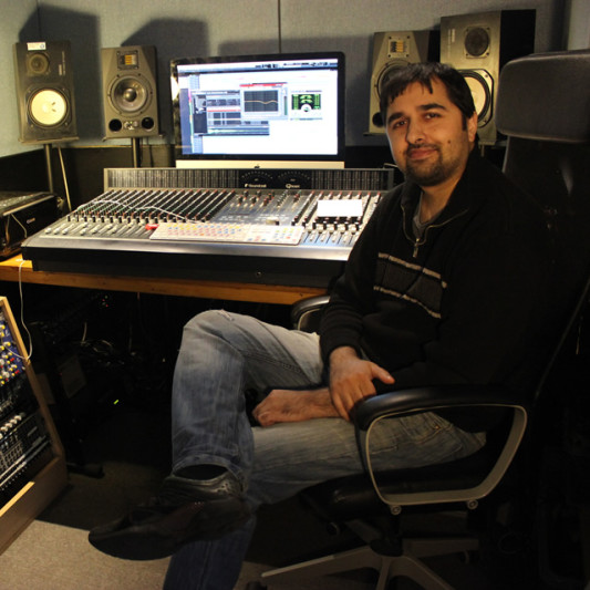 Umair Chaudhry on SoundBetter