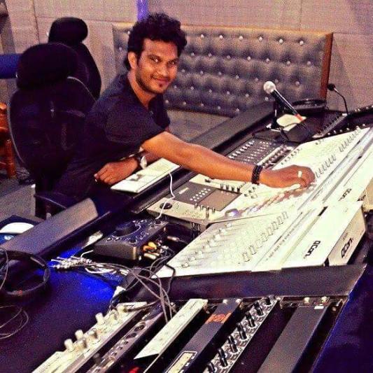 Aroon Kumar on SoundBetter