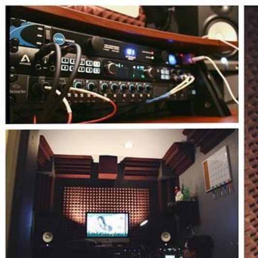 Rapture Recording Studio on SoundBetter