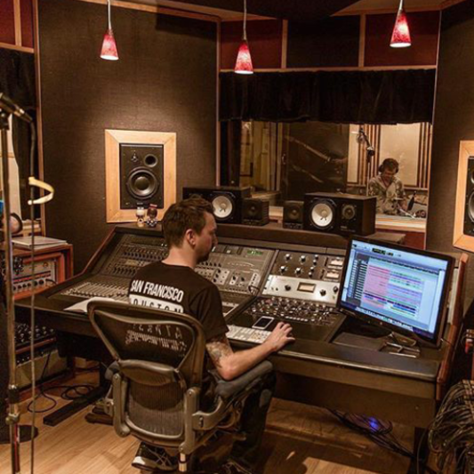 Ghost Beats Market on SoundBetter