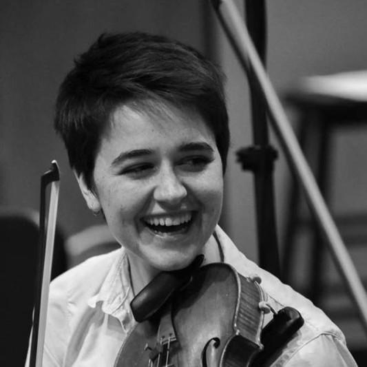 Sadie Currey on SoundBetter