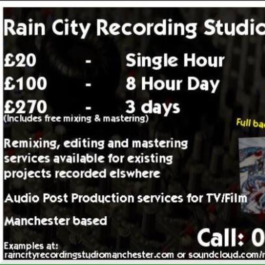 Raincitystudio on SoundBetter