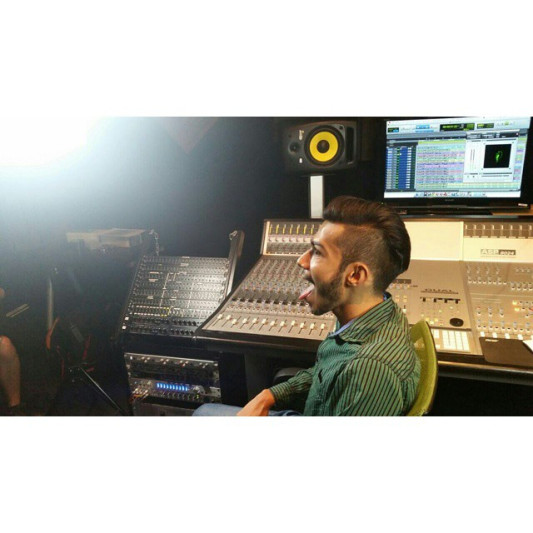 Ashwin on SoundBetter