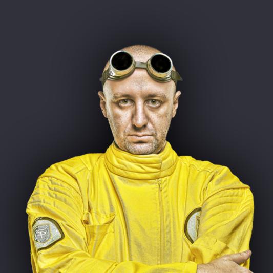 Alexander Polyakov on SoundBetter