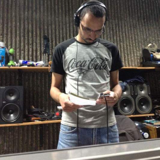 Carlos Velásquez on SoundBetter