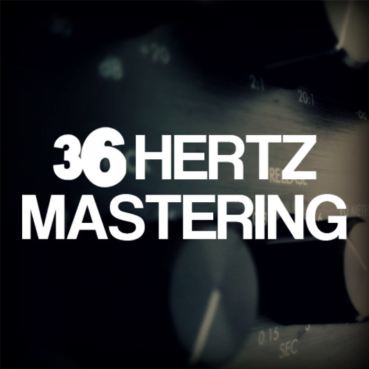 36 Hertz Mastering on SoundBetter