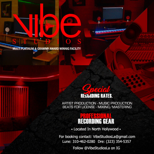 Vibe Studios LA on SoundBetter