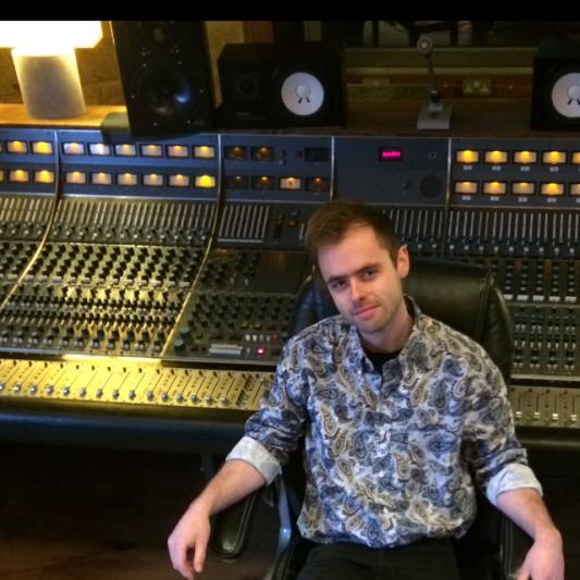 Matt Glasbey on SoundBetter