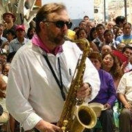 Dick Valentine on SoundBetter