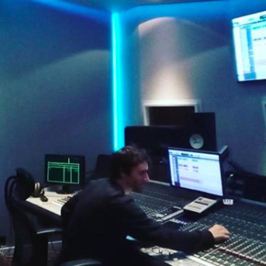 Esteban Del Rio on SoundBetter
