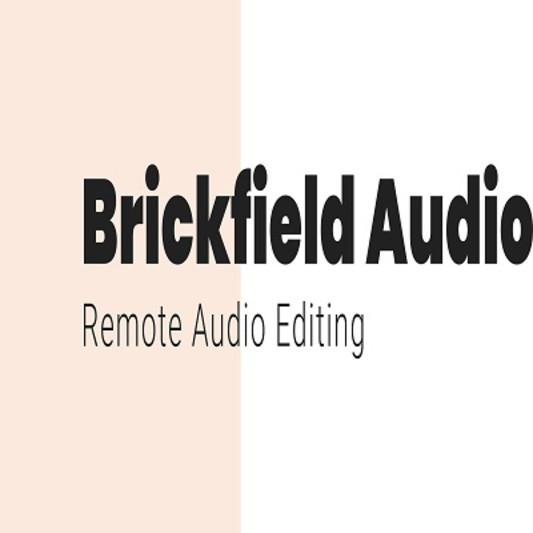Brickfield Audio on SoundBetter