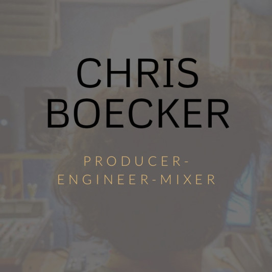 Chris Boecker on SoundBetter