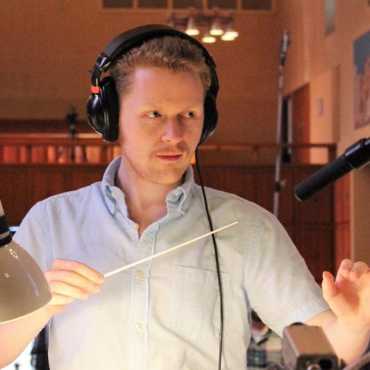 Jacob Eliett on SoundBetter