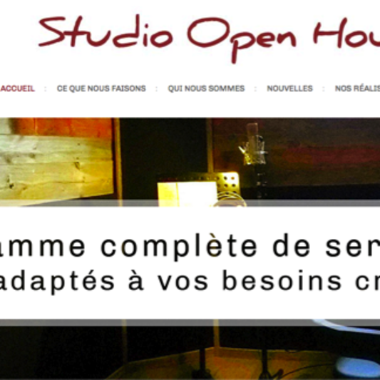 Studio Open House on SoundBetter