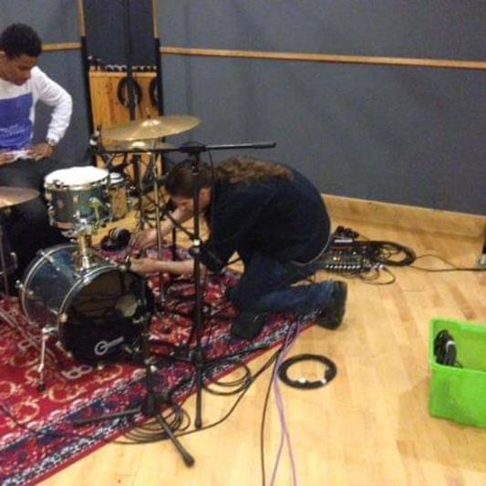 Dan Worrall Recording on SoundBetter