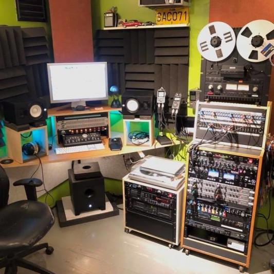 Nganga Recording Studios on SoundBetter