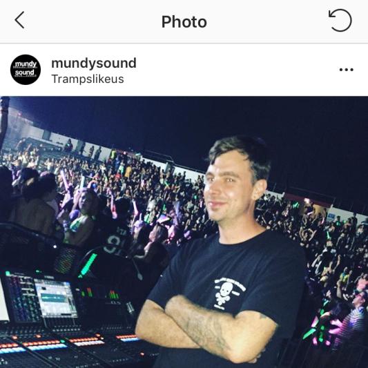 Patrick Mundy on SoundBetter