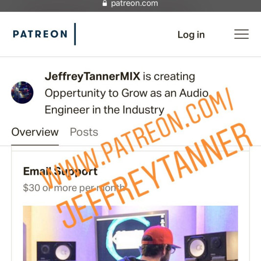 JeffreyTannerMIX on SoundBetter