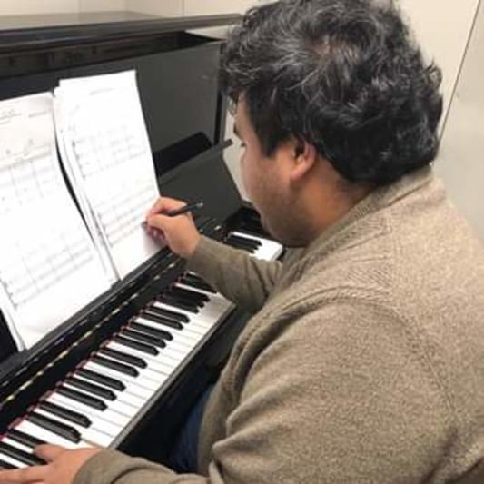 D.Alejandro Salazar on SoundBetter