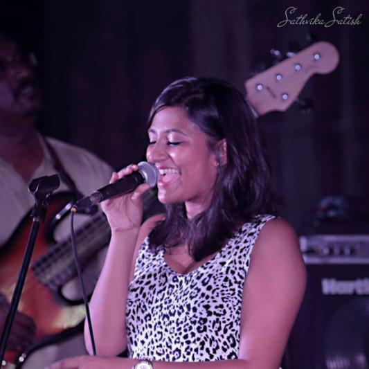 Nadisha Thomas on SoundBetter