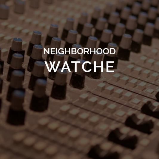 Neighborhood Watche on SoundBetter