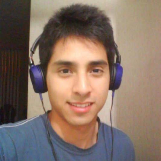Giovanni Egúsquiza on SoundBetter