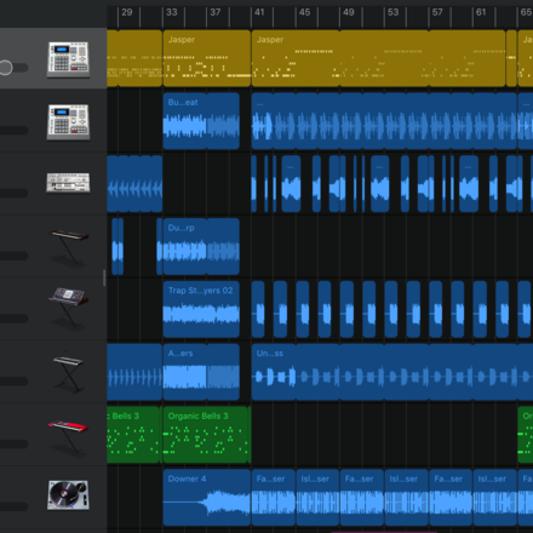 Cesc on SoundBetter