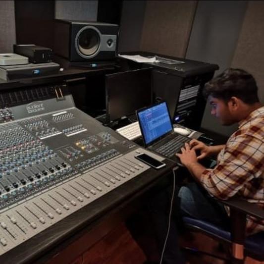 Steven Thomas Issac on SoundBetter