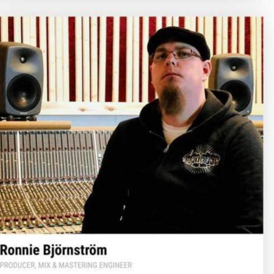 Ronnie Björnström on SoundBetter