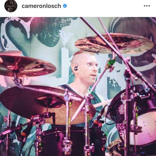 Cameron Losch(Born of Osiris) on SoundBetter