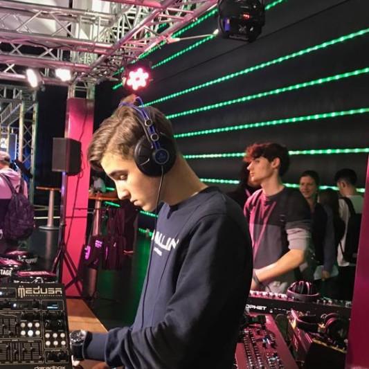Yannick Merkus. // DJ MY on SoundBetter