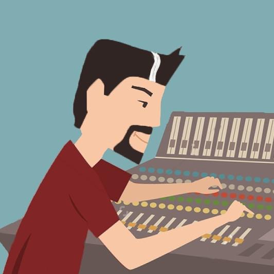 Bahram Dashti on SoundBetter