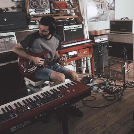 Gustavo Redondo on SoundBetter