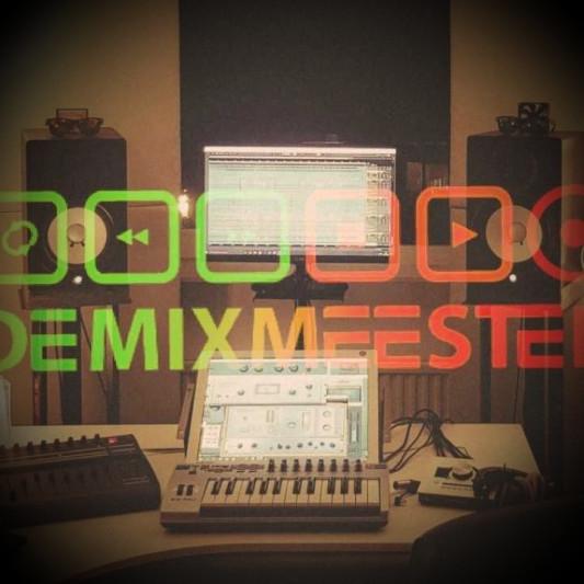 De MixMeester on SoundBetter