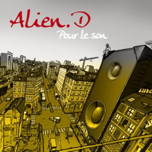 Alien.D on SoundBetter