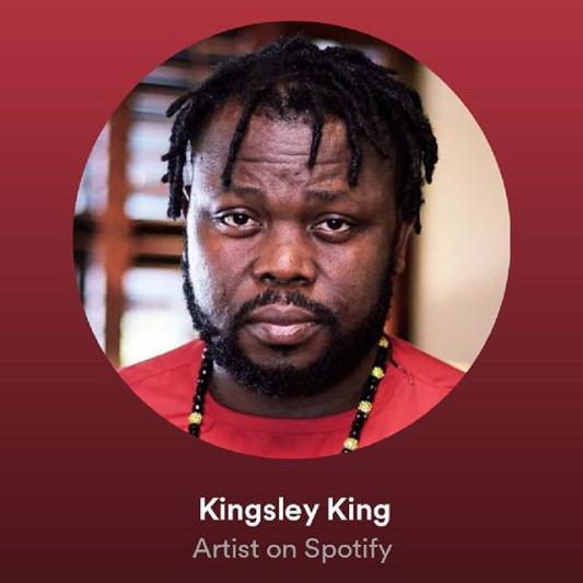 Kingsley King on SoundBetter