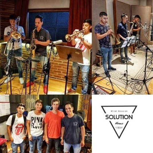 Solution Horns on SoundBetter