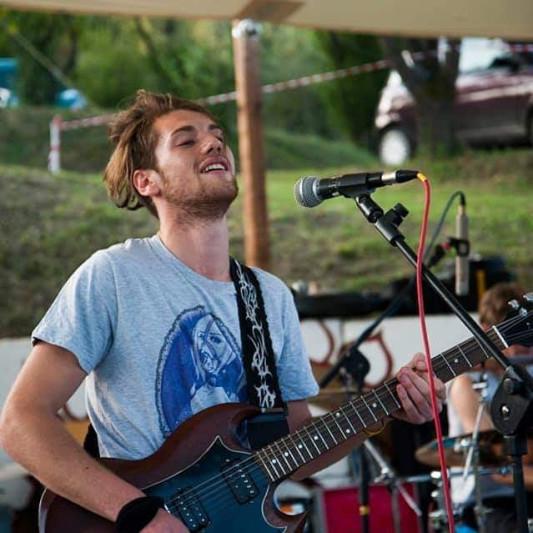 Matteo Corazza Guitarist on SoundBetter