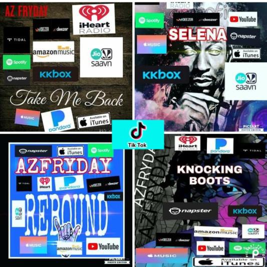 AZ FRYDAY on SoundBetter