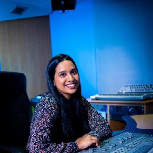 Mariana Sousa Aguiar on SoundBetter