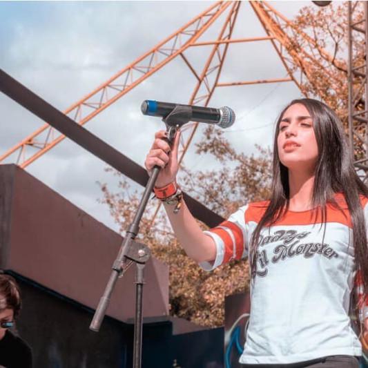 Frida L. on SoundBetter