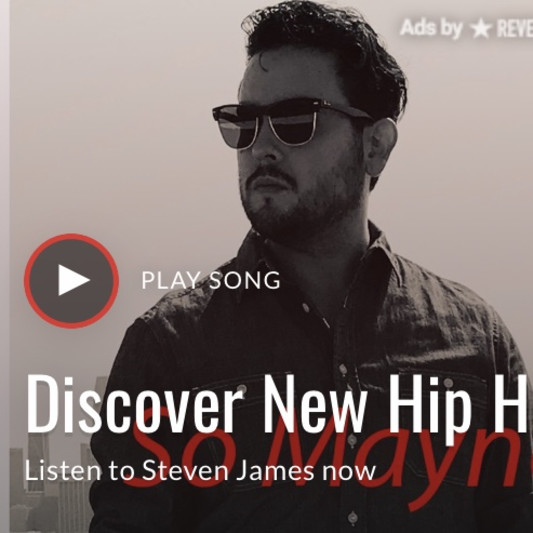 Steven James on SoundBetter