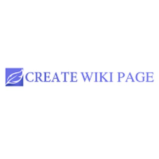 Create Wiki Page on SoundBetter