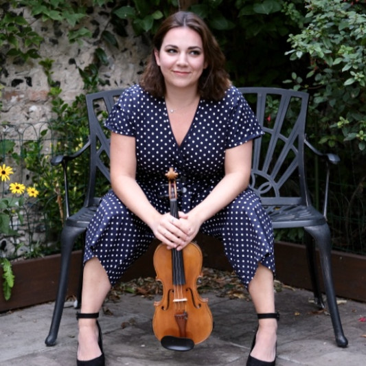 Hannah Littlechild Violinist on SoundBetter