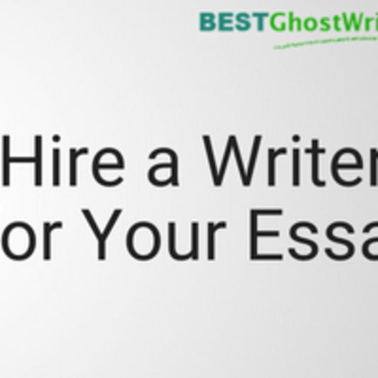 Essay ghostwriting on SoundBetter